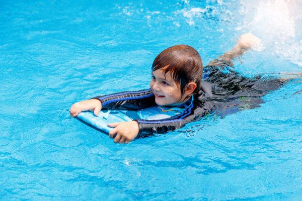 Anfänger Schwimmkurs